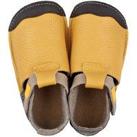 Pantofi Barefoot 24-32 EU - NIDO Lemon
