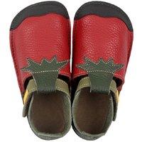 Pantofi Barefoot 19-23 EU - NIDO Strawberry