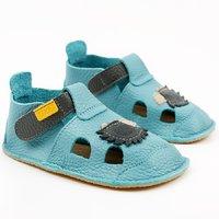 Sandale Barefoot din piele - NIDO Henry