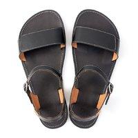 Sandale cu baretă ajustabilă - Black Magic - în stoc