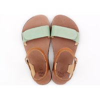 'VIBE' barefoot women's sandals - After Eight